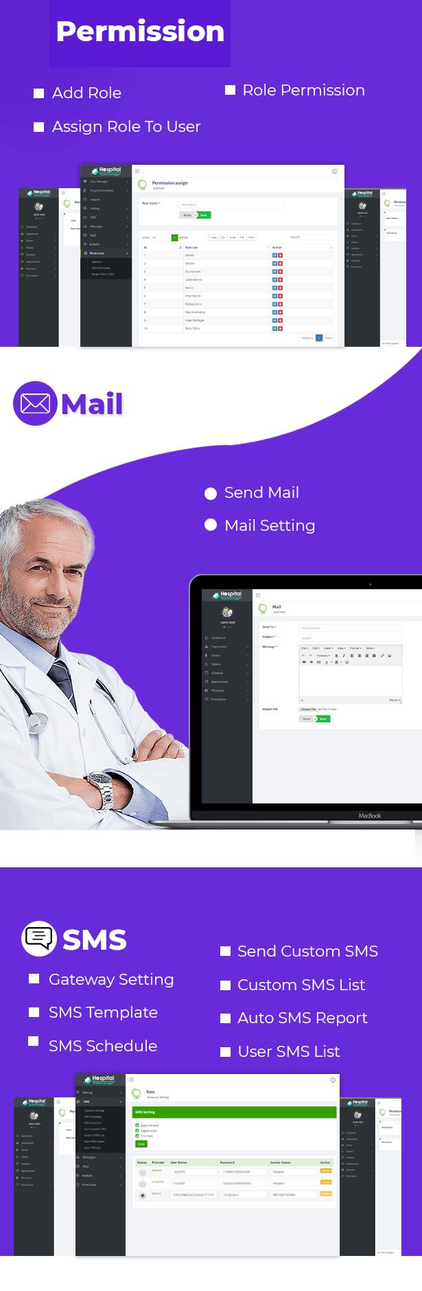 Hospital AutoManager | Advance Hospital Management System Software - 5