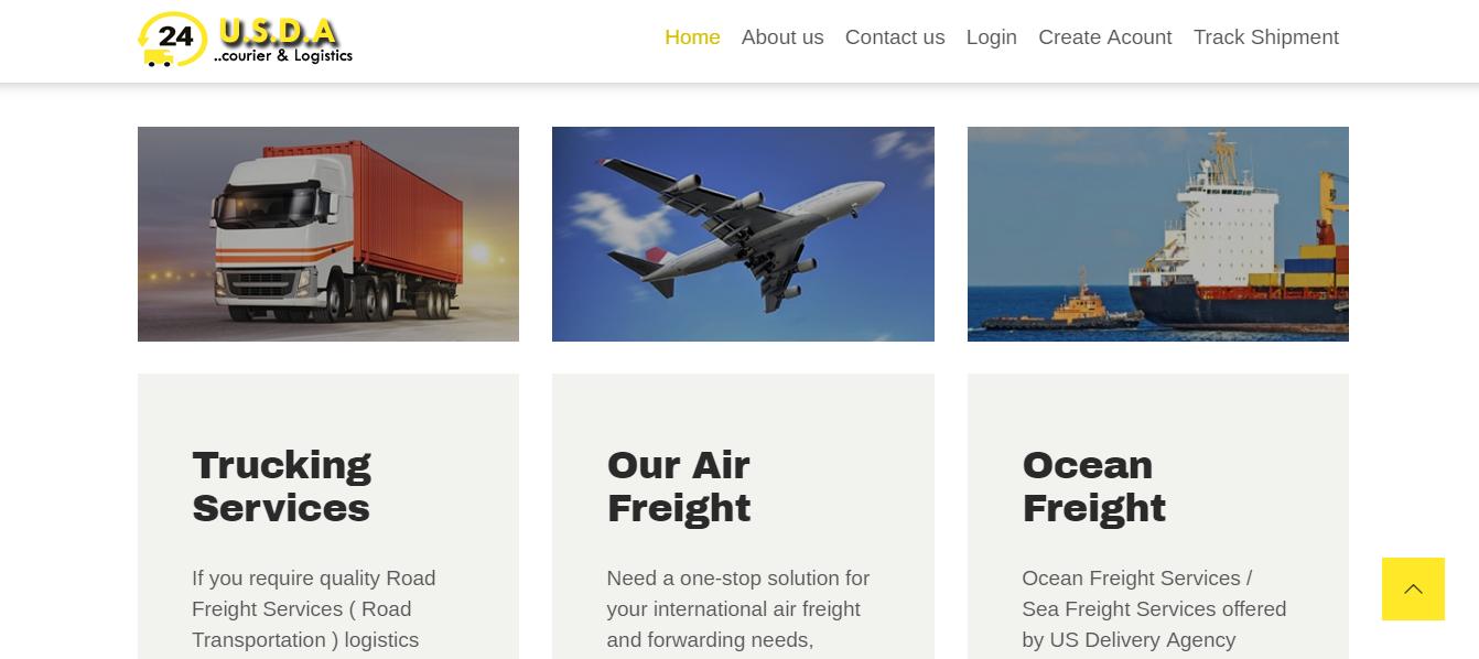 Download Pro Logistics | Online Cargo Shipment, Parcel